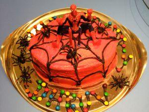 Spiderman Cake1