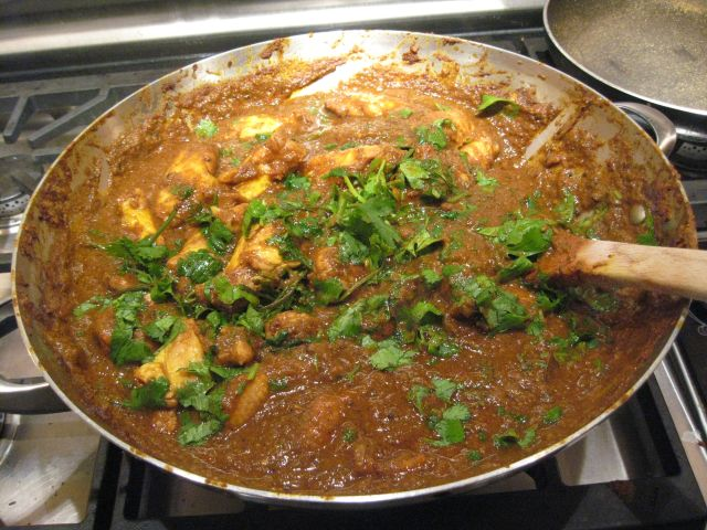Maya's Chhant Chicken Curry