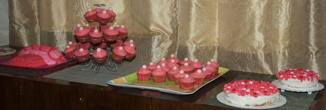 Pinkalicious Cakes