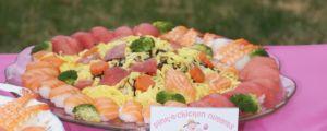 Pink (Tuna) Sushi