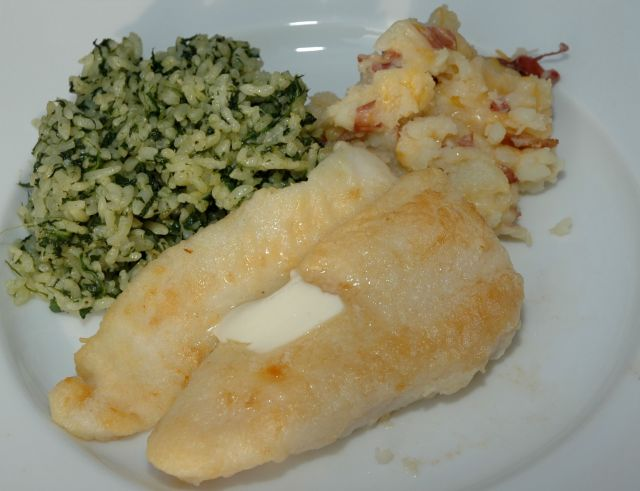 Easy Pan Fried Fish