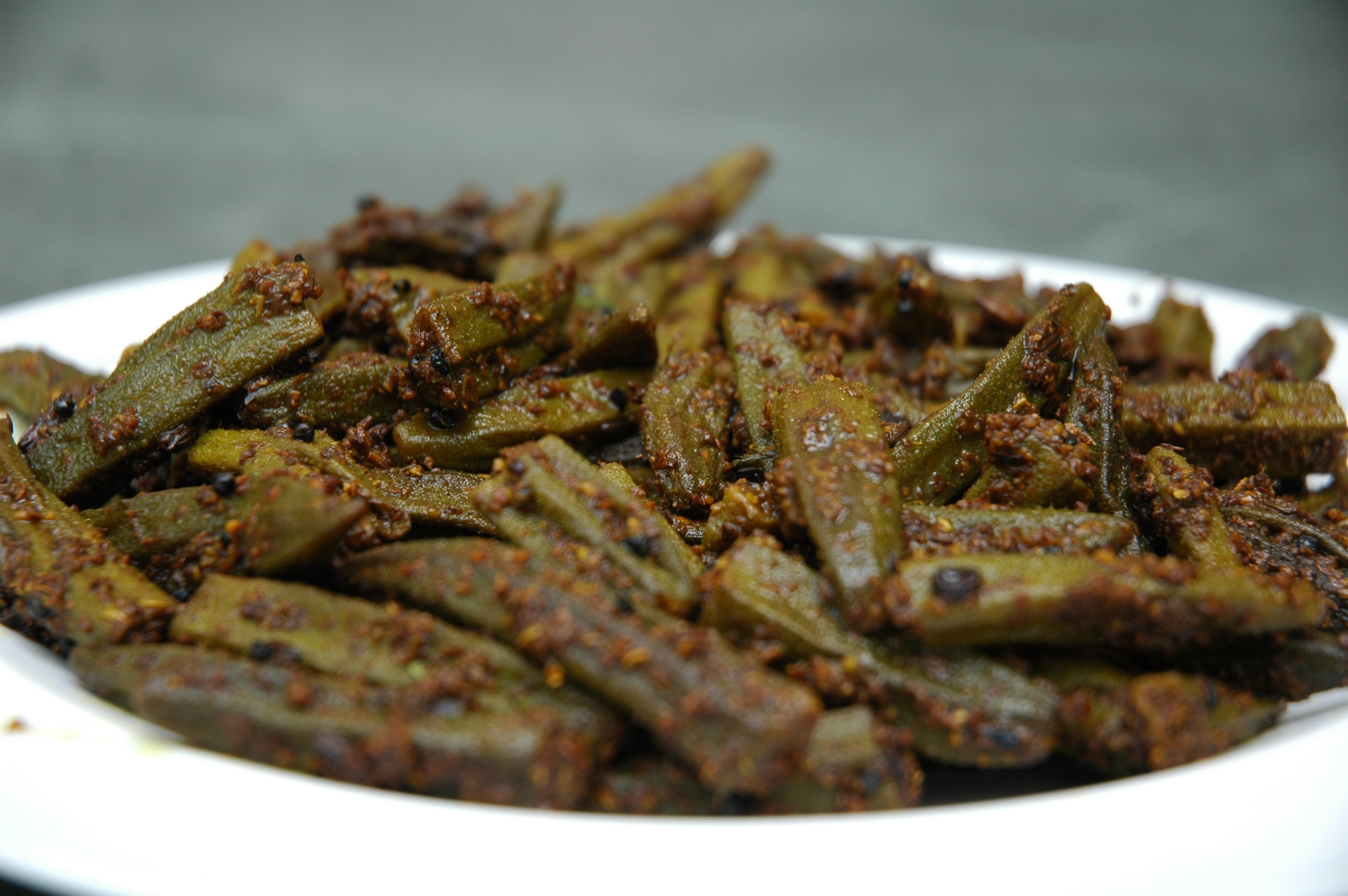 ... the deliciously gravied dishes that make Pahari food really divine