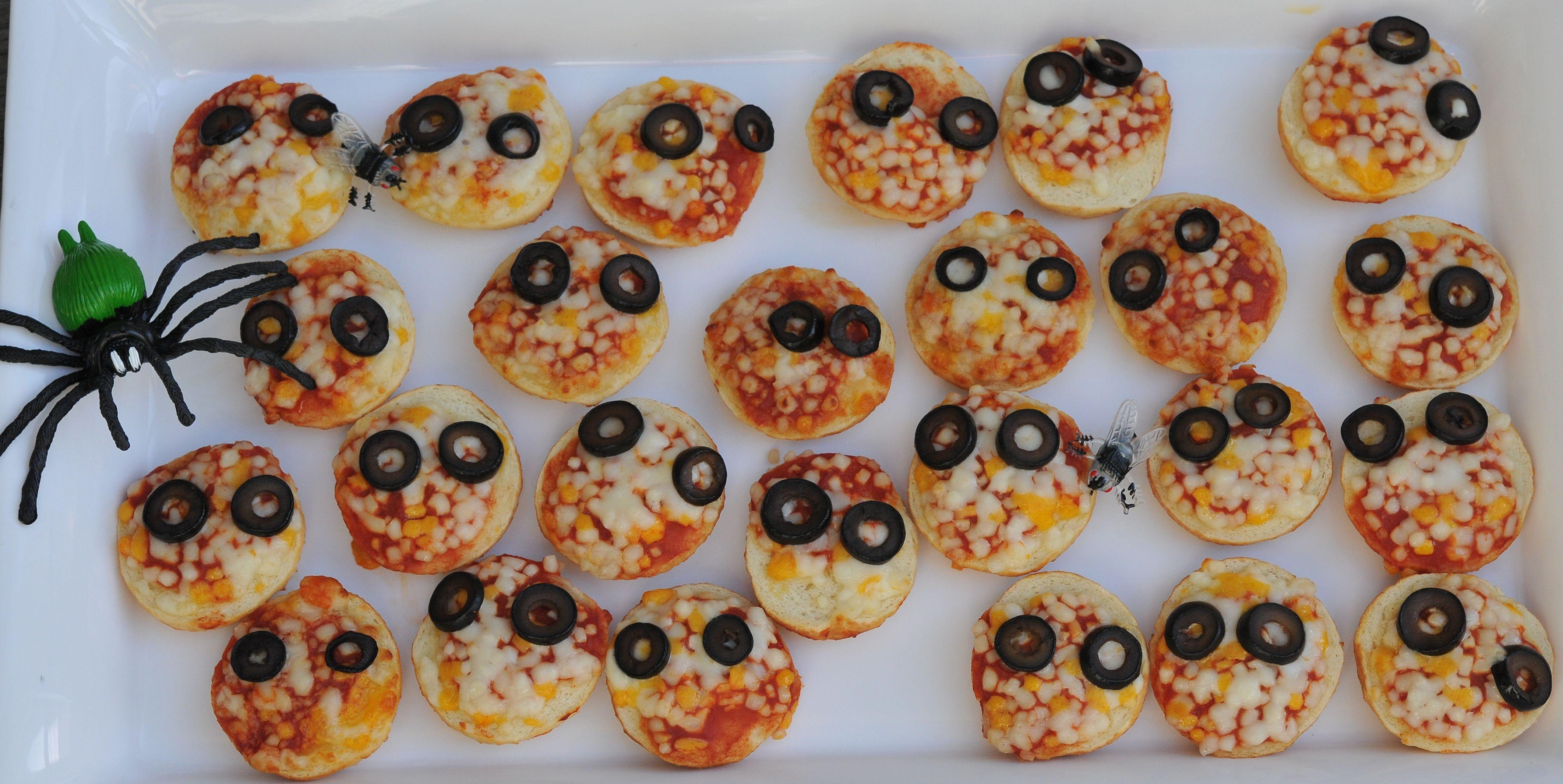 Halloween Party Food | The Restaurant Fairy's Kitchen™
