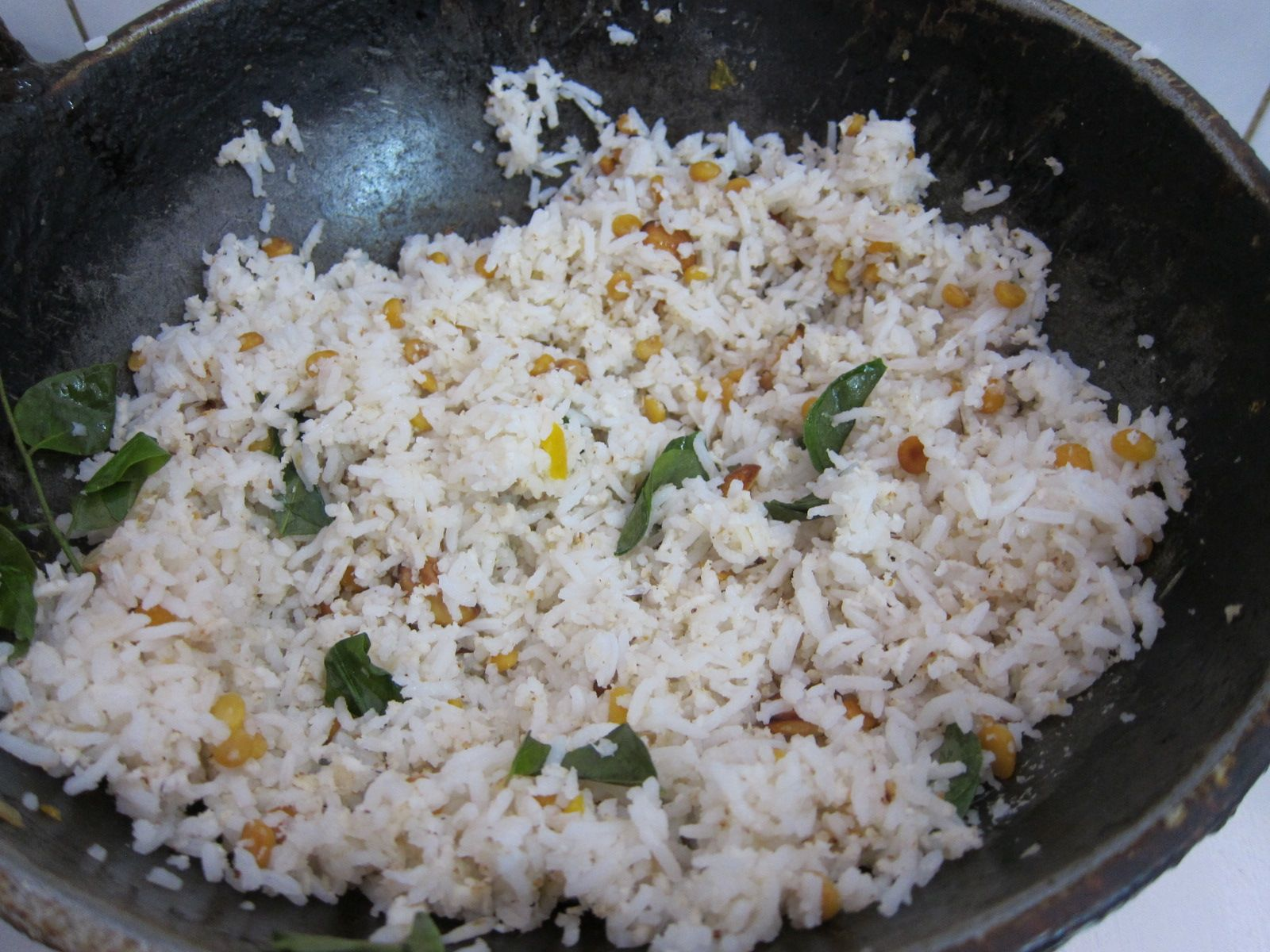 Urmila Aunty's Coconut Rice | The Restaurant Fairy's Kitchen™