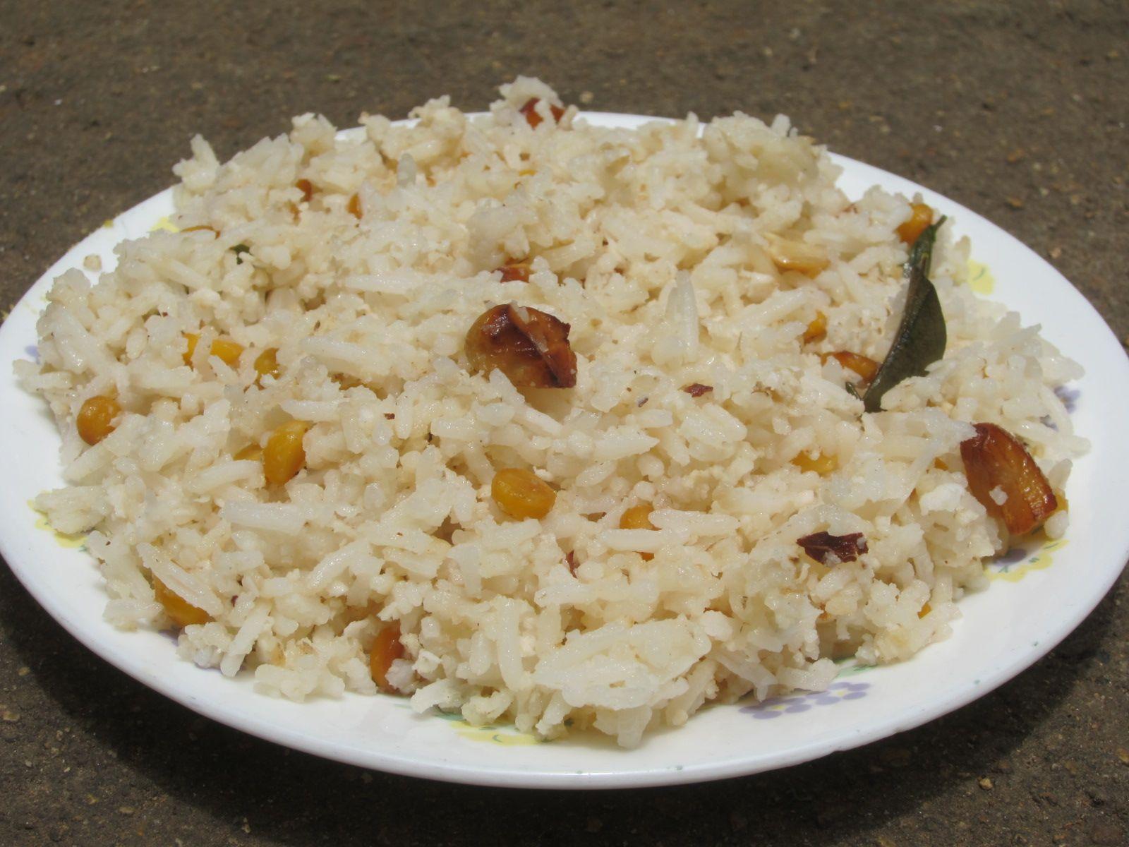 Urmila Aunty's Coconut Rice | The Restaurant Fairy's Kitchen™