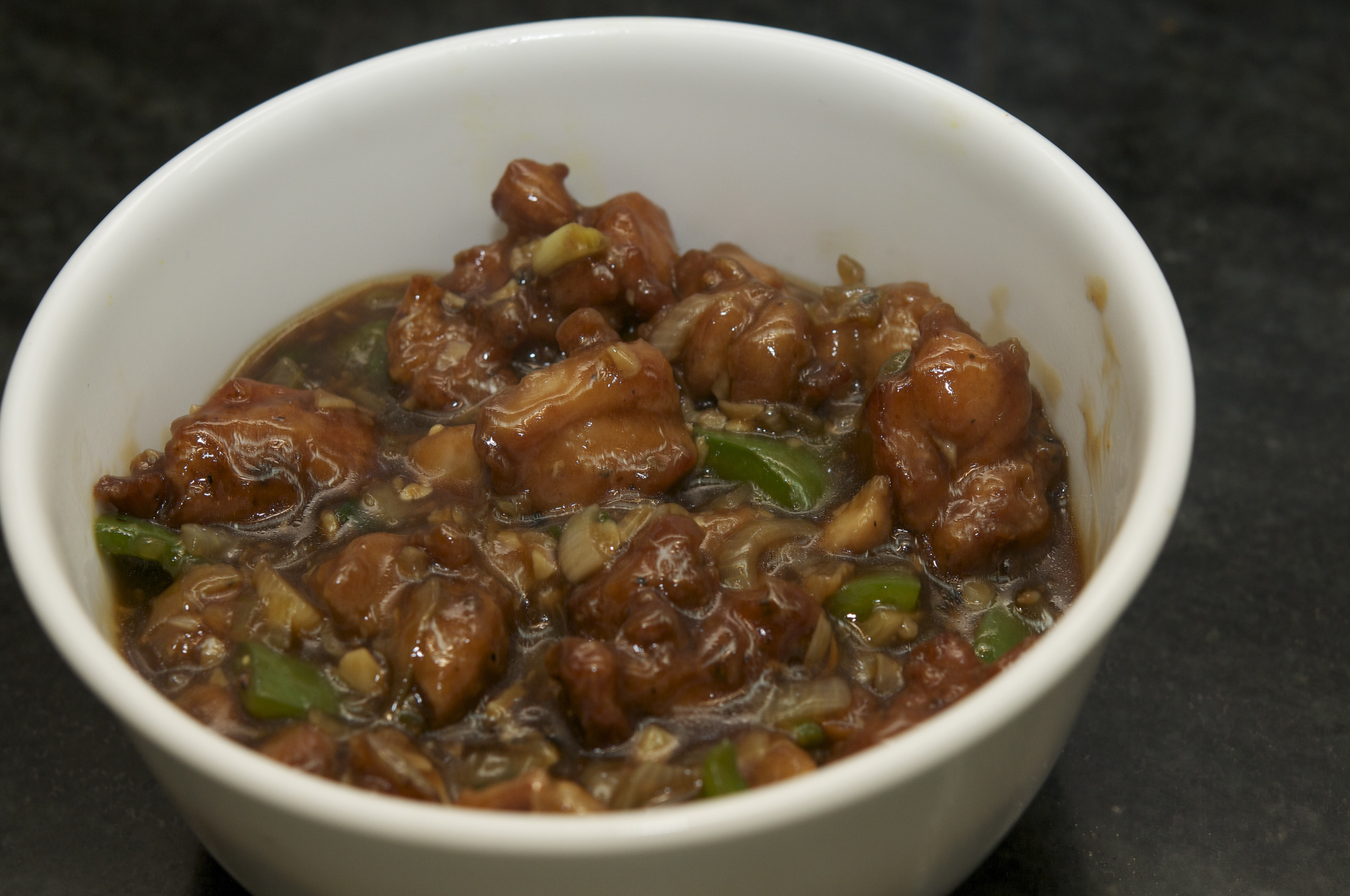Chinese chicken with oyster sauce the restaurant fairys kitchen chinese chicken with oyster sauce forumfinder Choice Image