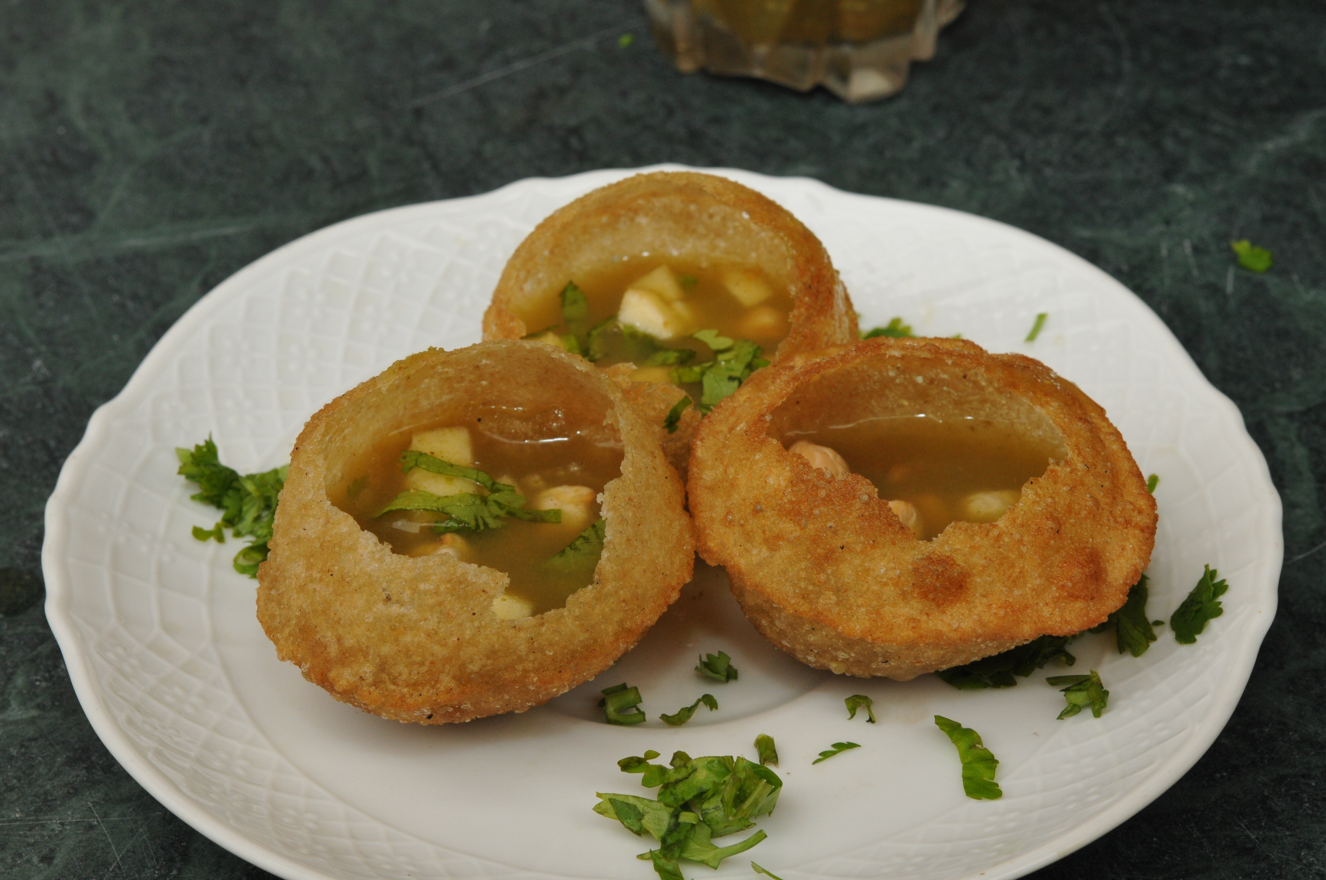 Panipuri or golguppa indian street food recipes the restaurant continue reading forumfinder Choice Image